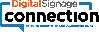 Digital Signage Connection logo