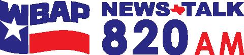 WBAP News Talk Radio logo