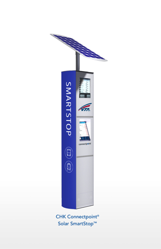 CHK Connectpoint Solar SmartStop