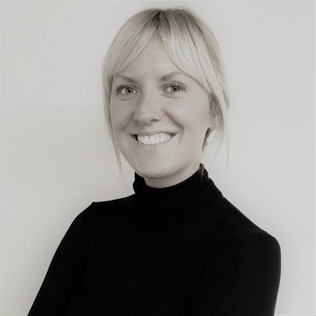Portrait of Jennifer Evans, Director of Operations