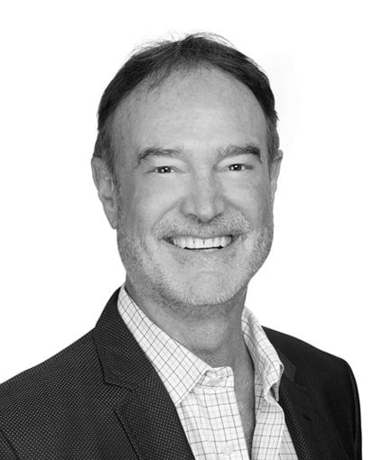 Portrait of Rick Wood, President & CEO