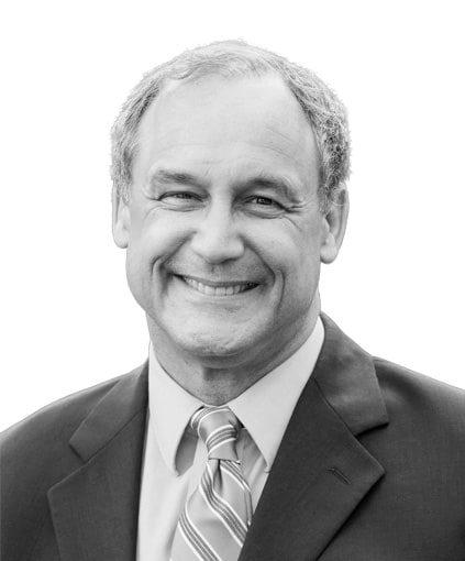 Portrait of Stefan Marks, Director of Business Development